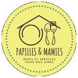 Logo de papilles et mamies