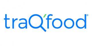 Logo traQ'food png