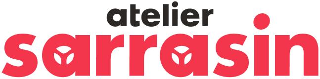 Logo Atelier Sarrasin