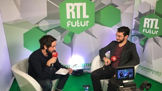 Interview Pierre Mousnier - Far à Vivatech